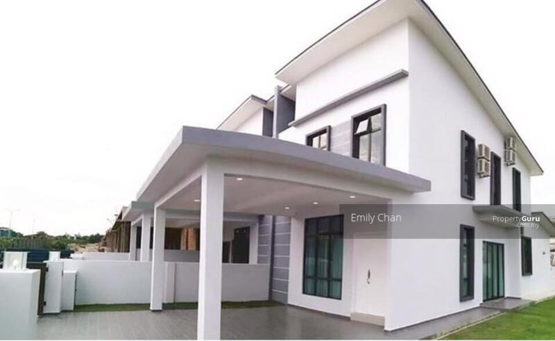 First Limited 10 Unit Full 100% Loan [0% D/Payment] Double Storey 20x80 Freehold Near Cheras !!! #165234215