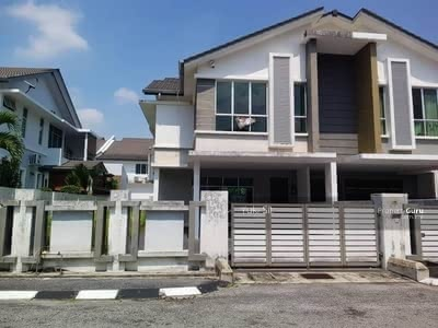 For Rent - Meru Desa Park, Ipoh, Perak