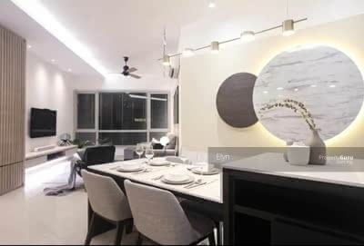 For Sale - Installment 1100 @ 3R2B Freehold 1000sqft - Beside Highway & Mall MCO PROMO