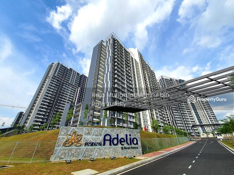 Residensi Adelia Bangi Avenue #165280395