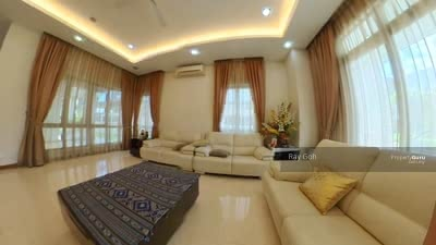 For Sale - Setia Eco Park Bungalow (10500sf built up) 3sty with Elevator