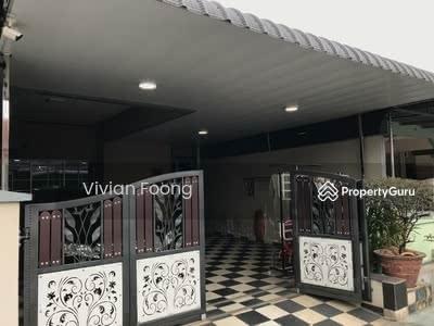 For Sale - Freehold Single Storey Terrace House In Klebang