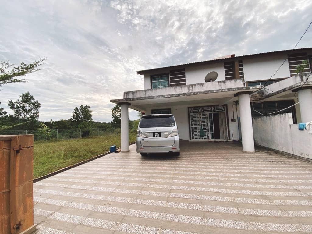 For Sale - Semi-D 2 tingkat (CORNER LOT) Taman Kirana Kuala Berang, Hulu Terengganu, terengganu