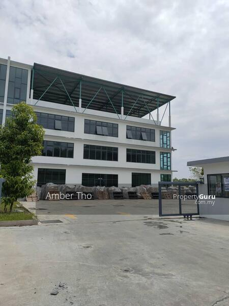 Taming Jaya Industrial Park #165380429