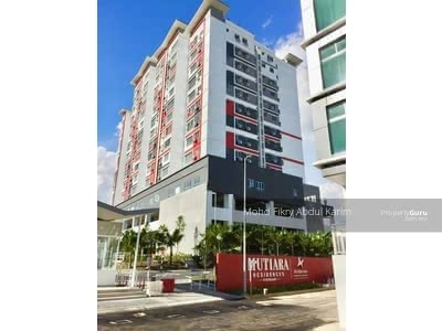 For Sale - Mutiara Residences @ Serdang