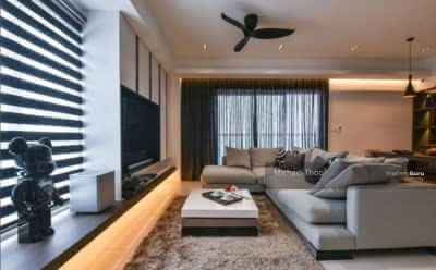 For Sale - Hoc Project [Monthly Rm1200] Freehold [Fully Furnished] SAVE UP To RM75, 000 !