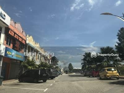 For Sale - 2 Storey Shoplot Pinggiran Damai Temerloh Right Next Main Road Ready Tenant
