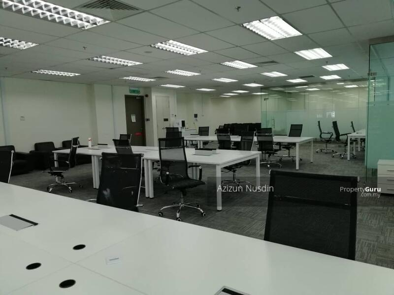 Menara Pacific, KL Eco City Office For Rent (Fully Furnish) #165619719
