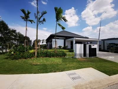For Sale - NEW LAUNCH Freehold Individual Title Huge Bungalow  @ Award Winning Township