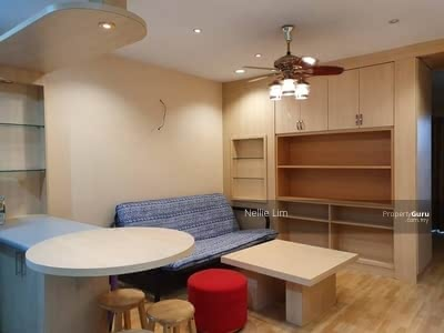 For Rent - PLENTONG / Prima Regency Apartment / Fully Furnished / LOW DEPOSIT