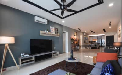 For Sale - [Monthly Rm1200] Freehold [Fully Furnished] SAVE UP To RM75, 000 !