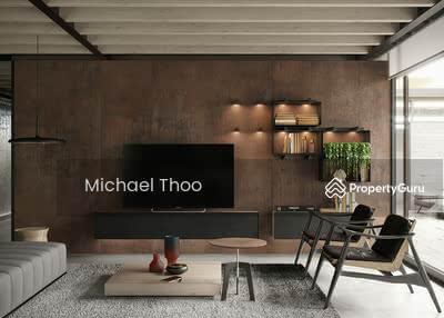 Dijual - Puchong Hilltop [Monthly Rm1200] Semi D Condo low density