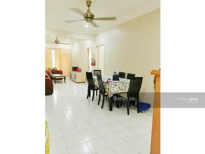 For Sale - Kepong [ BELOW MARKET ] Fully Renovated Ixora Apartment