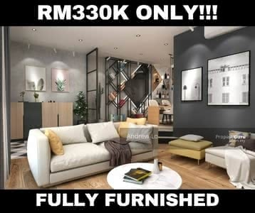 For Sale - 【BUMI INVEST 0 CAPITAL FREE RM50K】FULLY COVER INSTALMENT | LUXURY CONDO BESIDE KL