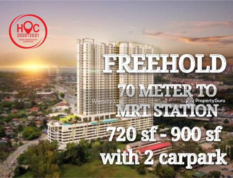Cheras 68 Meter to MRT Station & FRERHOLD New Condo #165704521