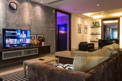 For Sale - Easy Loan 100% KL Investment Condo [Facing KLCC view]
