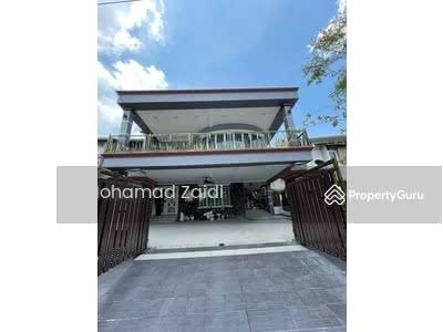 For Sale - FOR SALE‼️2 Storey End Lot, Taman Desa Aman Cheras, Kuala Lumpur.