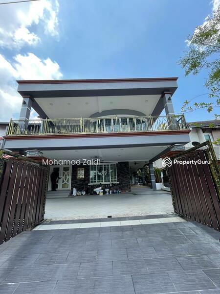 FOR SALE‼️2 Storey End Lot, Taman Desa Aman Cheras, Kuala Lumpur. #165786273