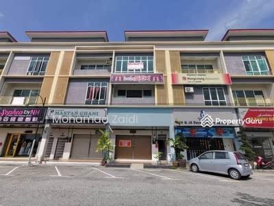 For Sale - FOR SALE‼️3 Storey Shoplot, Commercial Center, Teluk Intan, Perak