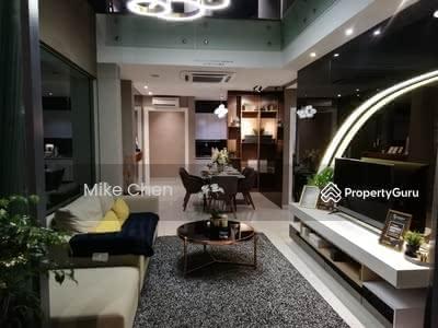 For Sale - Kuala Lumpur Luxury Condominium Jalan Kuching [Free Furnish] Below Market Value