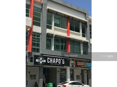 For Sale - For Sale 3 Storey Commercial Bangi Gateway StreetMall