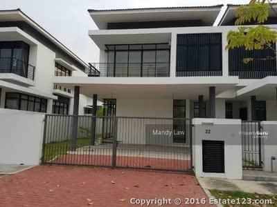 For Sale - Bumi Lot [Below Market Value+Full Loan] Freehold Double Storey only 398k, Bukit Jalil