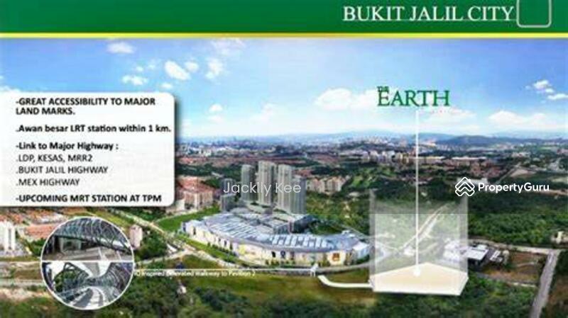 Paraiso Residence @ The Earth #165849477