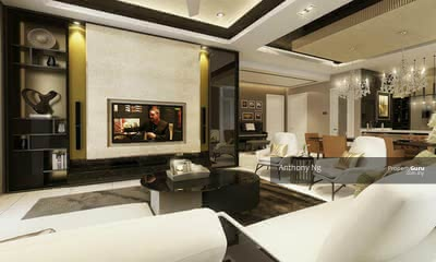 For Sale - Cheras [Dual Balcony + Fully Residential] Condo 1199sq. ft 3R2B