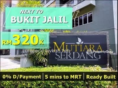 For Sale - Mutiara Serdang
