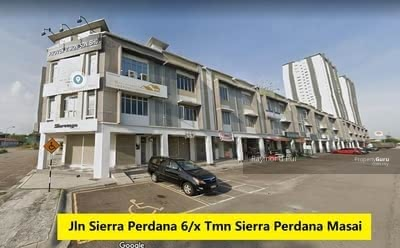 For Rent - Jalan Sierra Perdana 6/3 taman sierra Perdana Masai