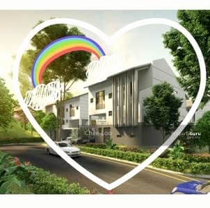 For Sale - NEW Bangsar POOL VILLAS, 5KM TO Mid Valley, (Prime location to PJ, Mont Kiara, KL city)