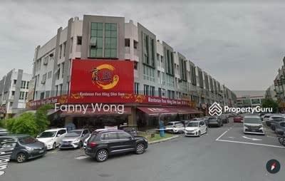 For Rent - CORNER 4 Storey shop office with LIFT at Puchong, Bandar Puteri, Puchong Jaya, Bandar Kinrara
