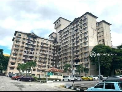 For Sale - Sri Panglima Apartment- 3km to Hospital Sultan Aminah 8mins to CIQ