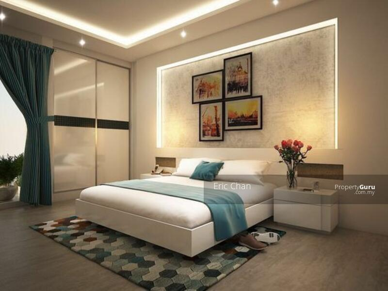 Monthly RM990 [ FULLY FURNISHED ] Freehold New Condo 0% Downpayment #165924633