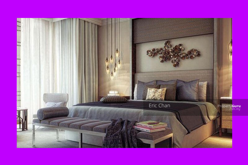Monthly RM990 [ FULLY FURNISHED ] Freehold New Condo 0% Downpayment #168671037