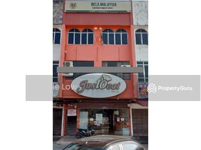For Sale - 4/8/2021 BANK LELONG Freehold 3-storey SHOP : No. 183, Jalan Besar, Sungai Siput(U), Perak