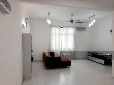 For Sale - Pangsapuri Sri Mas Taman Desa Tebrau Medium Cost Apartment Freehold 912sqft