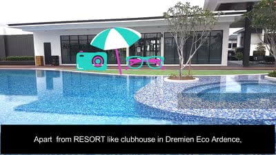 For Rent - Dremien @ Eco Ardence