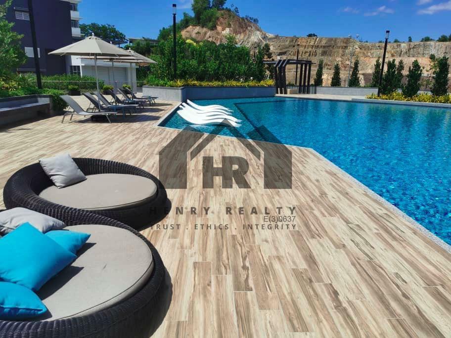 For Rent - Bukit Bantayan Residence