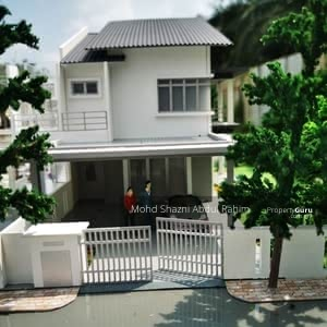 For Sale - RUMAH IDAMAN Taman Changgang Jaya