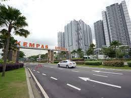 For Rent - D'Summit Residences  Apartment Kempas Utama