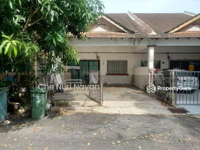 For Sale - Freehold Open Tittle Tmn Kg Padang Jaya Dekat Exit Lpt