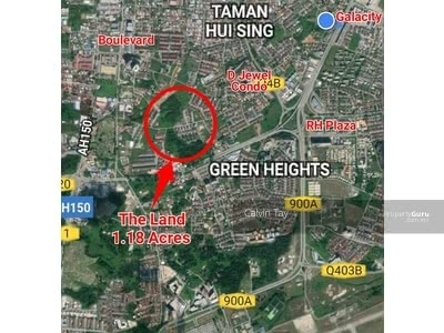 For Sale - 1. 18 Acres Residential Land at Hup Kee Kuching