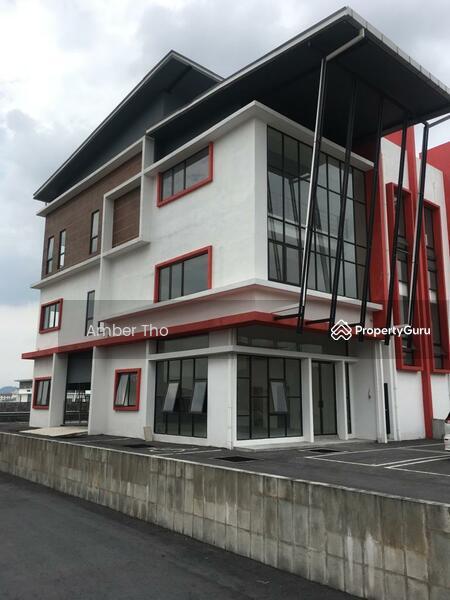 Kawasan Perindustrian Kampung Baru Balakong #166197559