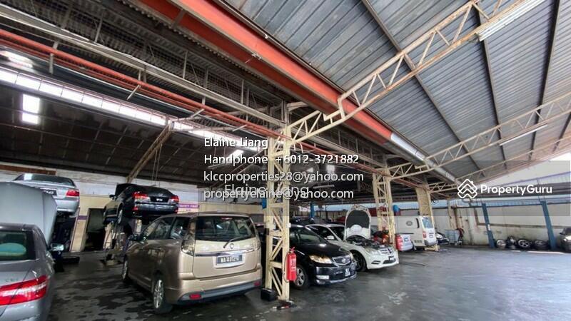 Ampang warehouse #166237021