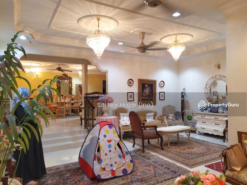 Double Storey House Jalan Ikhlas Bandar Tun Razak Cheras KL #166246745