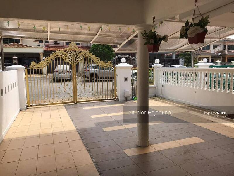 Double Storey Taman Bukit Cheras Kuala Lumpur #166246803