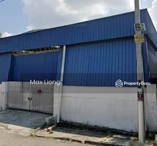 For Rent - 1. 5 Storey Factory Jalan Masyhur Perindustrian Desa Cemerlang