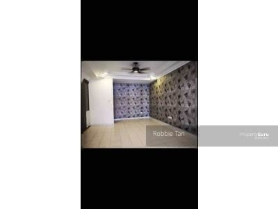 For Rent - Taman Setia Indah - Double Storey (Gated Guarded)