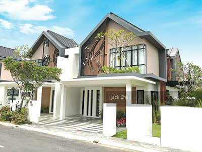For Sale - Ampang New Double Storey  Link